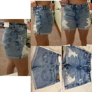 American Eagle Outfitters Mom Short